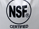 NSF Certified and Approved